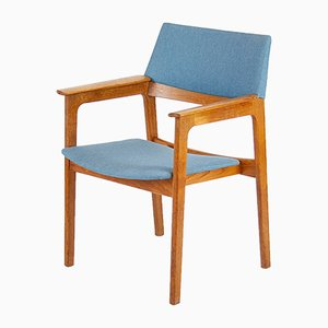 Dänischer Mid-Century Armlehnstuhl aus Teak, 1960er