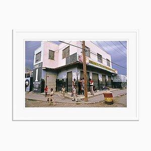 Imprimé Kingston Studios par Alain Le Garsmeur
