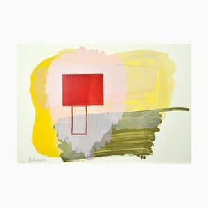 Dänische Lithografie von Marlene Landgreen, 2009