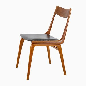 Danish Teak Boomerang Dining Chair by Alfred Christensen for Slagelse Møbelværk, 1960s