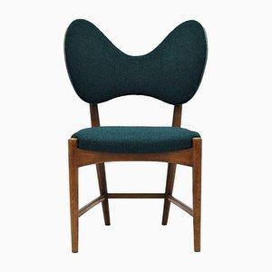 Dänische Vintage Beistellstühle von Eva & Nils Koppel für Møbelfabrikken Norden, 1950er, 4er Set
