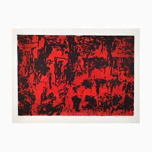 Lithographie Scandinave par Tróndur Patursson, 2003