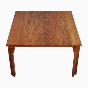 Table Basse en Teck par Inger Klingenberg pour France & Søn, Danemark, 1960s