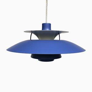 Lámpara colgante PH5 de Poul Henningsen para Louis Poulsen, años 70