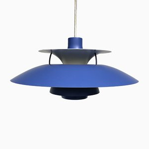 Suspension PH5 par Poul Henningsen pour Louis Poulsen, 1970s