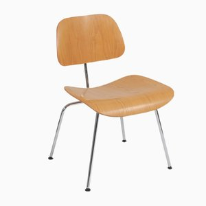 Vintage Model DCM Dining Chair by Charles & Ray Eames for Vitra