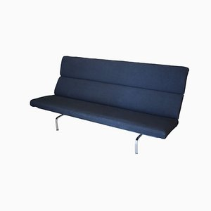 Modell 473 Sofa von Charles & Ray Eames für Vitra, 1978