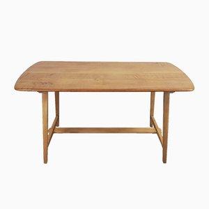 Table de Salle à Manger CC 41 en Hêtre et Orme par Lucian Ercolani pour Ercol, 1940s