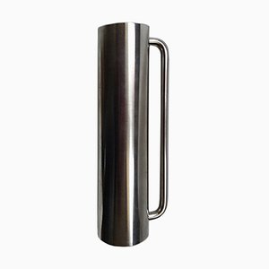 Modernist Steel Vase by Marianne Meinema, 1990s