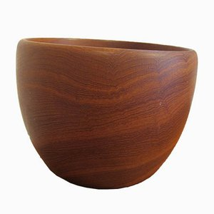 Scandinavian Modern Teak Bowl from Silva Craft, 1950s