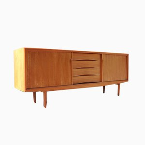 Teak Sideboard by Axel Christensen for Aco Møbler, 1960s