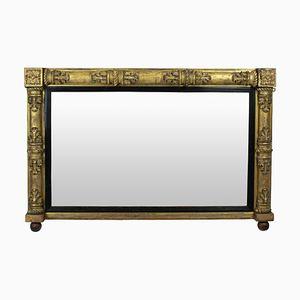 Specchio da camino Gugliemo IV, metà XIX secolo