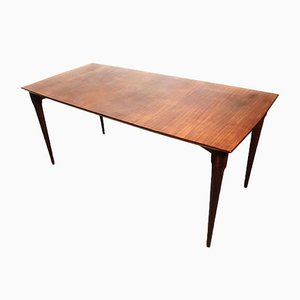 Mid-Century Italian Rosewood Dining Table, 1960s