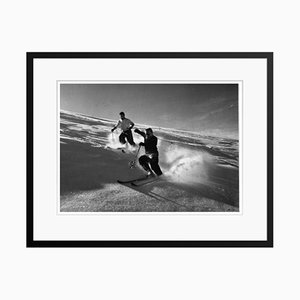Klosters Couple Poster von Galerie Prints