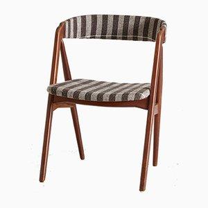 Dänischer Beistellstuhl aus Teakholz von Farstrup Møbler, 1960er