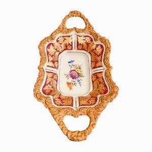 Vajilla alemana de porcelana de Meissen, años 50