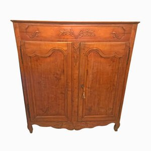 Antique Louis XV Style French Cherry Buffet