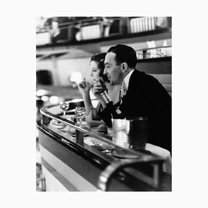 Dining Out Print by Kurt Hutton