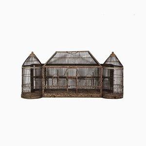 Cage à Oiseaux Antique, 1910s