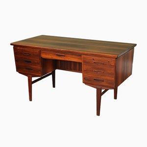 Skandinavischer moderner Schreibtisch aus Palisander, 1960er