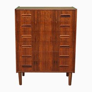 Scandinavian Modern Danish Rosewood Dresser, 1960s