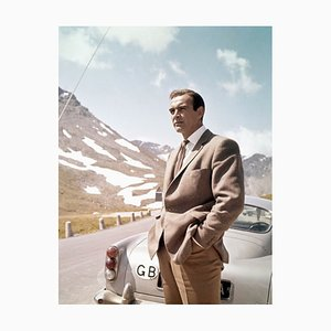 James Bond Print from Galerie Prints