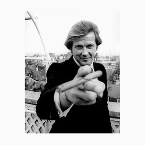 Roger Moore Print from Galerie Prints