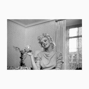 Marilyn Quiet Moment von Ed Feingersh