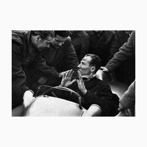 Affiche The Germans Capture Stirling Moss de Galerie Prints