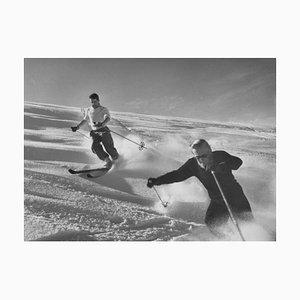 Joys Of Skiing von Bert Hardy