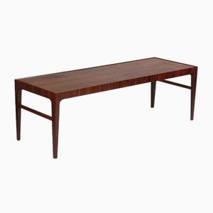 Rosewood Coffee Table from Haslev Møbelsnedkeri, 1960s