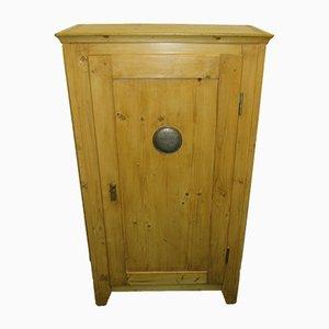 Vintage Danish Pine Dresser, 1920s