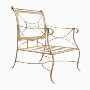 Grandes Chaises de Jardin Vintage, 1940s, Set de 2