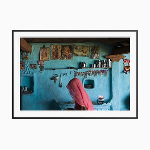 India Blue de Tim Graham