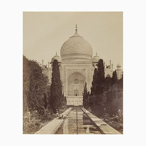 Taj Mahal by Felice Beato