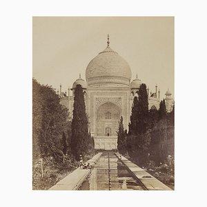 Taj Mahal von Felice Beato