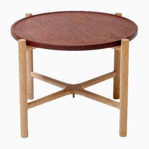Table d'Appoint Pliante PP35 de Hans Wegner pour PP Møbler, 1970s