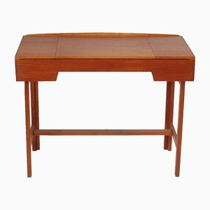 Danish Teak Dressing Table by Peter Hvidt & Orla Mølgaard-Nielsen, 1970s