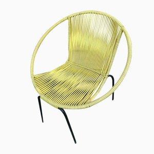 Vintage Italian Modern Garden Chair, 1970s