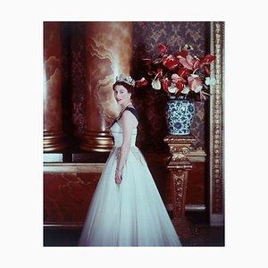 HRH Queen Elizabeth II de Cecil Beaton