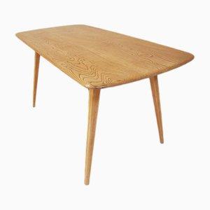 Esstisch aus Ulmenholz von Lucian Ercolani für Ercol, 1960er