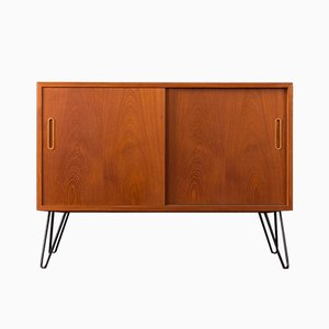 Scandinavian Modern Teak Sideboard from Hundevad & Co., 1960s