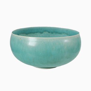 Vintage Ceramic Bowl by Eva Ster Hansen for Saxbo