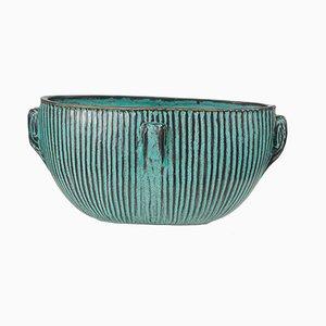 Cuenco de cerámica de Svend Hammershøj para Saxbo