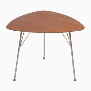 Dänischer Beistelltisch aus Teak von Arne Jacobsen für Fritz Hansen, 1960er