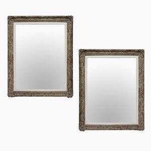 Specchi Mid-Century, anni '50, set di 2
