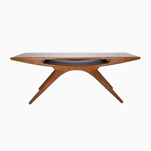 Vintage Smile Coffee Table by Johannes Andersen for CFC Silkeborg