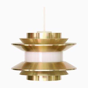 Lampe à Suspension Trava par Carl Thore pour Granhaga Metallindustri, Suède, 1970s
