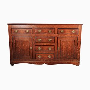 Early 18th Century Oak Sideboard, 1730s