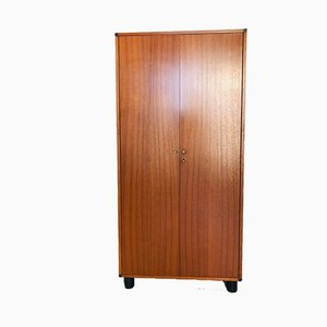 Mid-Century Scandinavian Modern Wooden Cabinet, 1960s